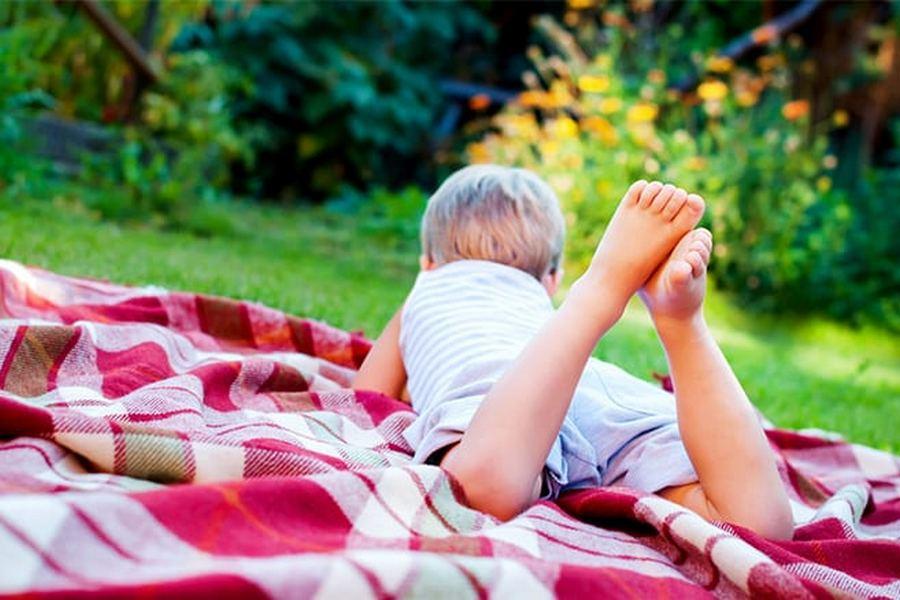 Дитячий відпочинок на дачі — 30 ідей з фото