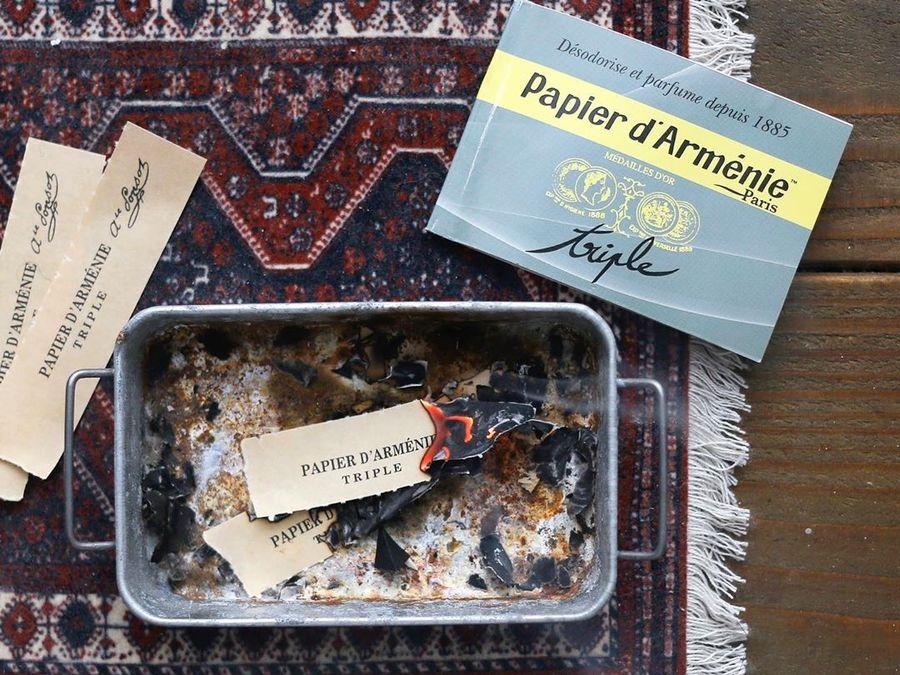 Вірменський ароматний папір