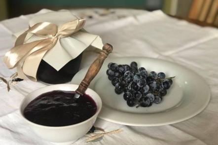 Джем з винограду «Ізабела» — ароматний і густий